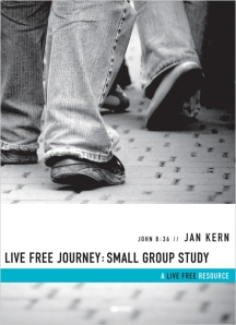 Live Free Journey - Small Group Study Cover